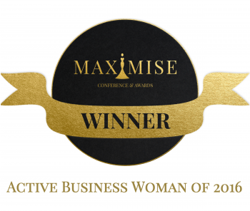 Magdalena Lorynska Active Business Woman of 2016